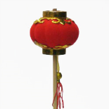 CHINESE LANTERN ON 20 IN STICK FELT