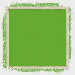 VINTAGE RAG 24x24 IN GREEN