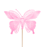 BUTTERFLY MAX ON 20 IN PINK