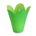 PLANTCOVER SCALLOP 4.75 IN GREEN