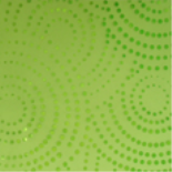 ORGANZA CELEBRATION 20X28 IN + HOLE GREEN