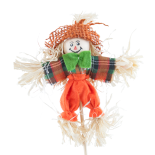 FALL SCARECROW PICK ON 20 IN STICK