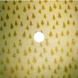ORGANZA XMAS TREE 24X24 IN + HOLE GOLD