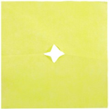 NONWOVEN 20X28 IN YELLOW + X