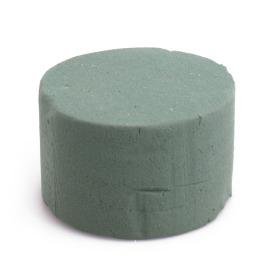 Steekschuim Perfekt rondje ø8x5cm groen