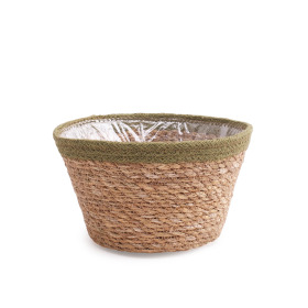 Bowl Urban olive green Ø20 H10cm
