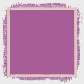 Vintage Rag 24x24 in lilac