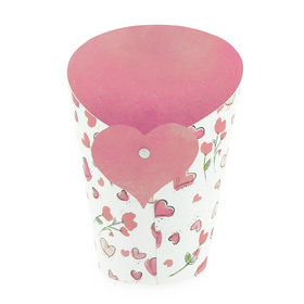 Potcover Love-Leigh ES12 FSC Mix roze