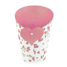 Potcover Love-Leigh ES12 FSC Mix pink
