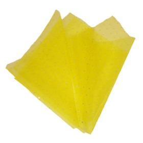 Organza Jewel 20x28 in yellow