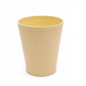 Ceramic Pot Quinn 4 in soft yellow