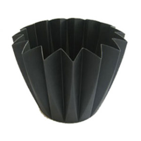 Cupcake container 4 in black