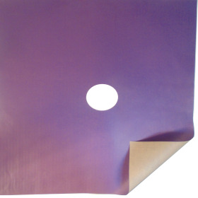 Kraft 20x24 in 50Grs purple with hole