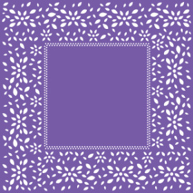 Artline Sheet 24x24 in purple