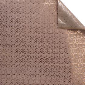 Vel Glitter&Stars 80x80cm brons