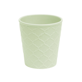 Ceramic Pot Harmony 5in olive matte