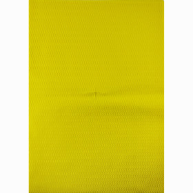 Impress Wave 20x28in yellow + x