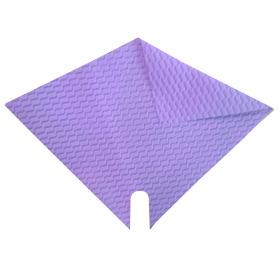 Sleeve Impress Wave 32x32cm lilac