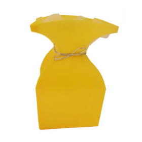 aquatico Pp Vase yellow