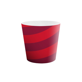 """Potcover Muse 4"""" red"""