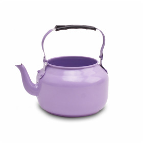 Zinc Teapot  purple matt