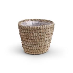 Pot basket Moroccan Ø14.5 H12.5cm