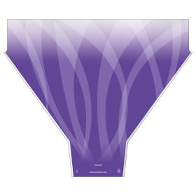 Sleeve Channel 55x54x15cm lilac