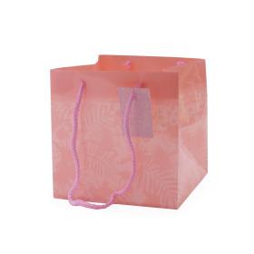 Carrybag Jungle 16x16x16cm pink