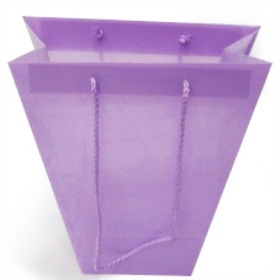 Carrybag Uni 24/11x12/11x26cm lavender