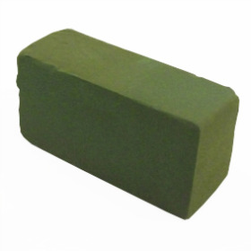 Floral foam block 20x10x7.5cm green (x20)
