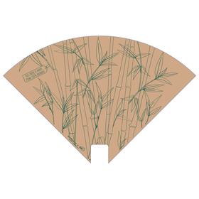 Bambuseae 14.5x14.5 in