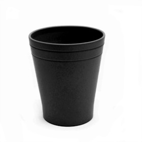 Ceramic Pot Quinn 4 in black