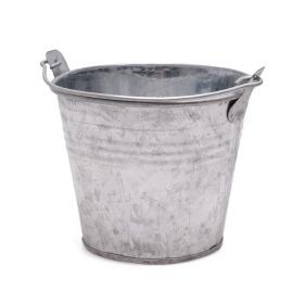 Zinc Bucket 4 in
