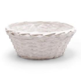 Basket Garden Days 29cm white