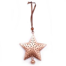 Star Rustic 6.5cm copper