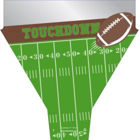 Touchdown 21x17x5 in