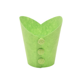 Potcover Buttons ES10.5 green