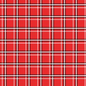 Sheet Nonwoven Quadra 30x30cm red