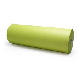 Kilo White Kraft 60cm/50g. on roll soft green p/kg