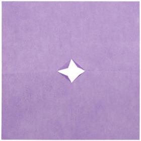 Nonwoven 20x28in lavender + x