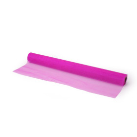Organza on roll 50cm x 10m cerise