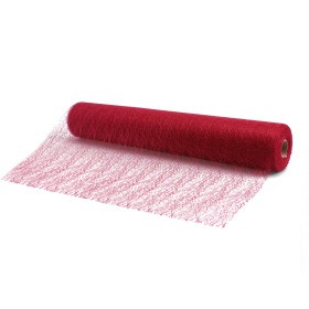 Roll Lace 50cm x 25m burgundy