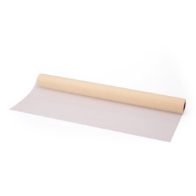 Organza on roll 50cm x 10m cream