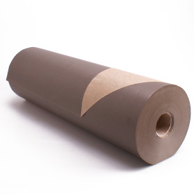 Kilo Brown Kraft 60cm/50g. on roll anthracite