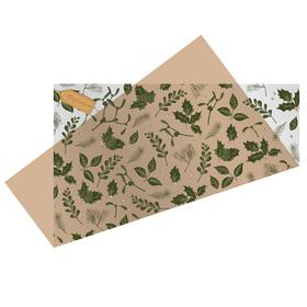 Sheet Holly pre-folded 75x75cm