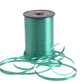 Curling ribbon 5mm x 500m hunter green