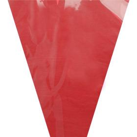 Sleeve Pure Basics 40x36x16cm red