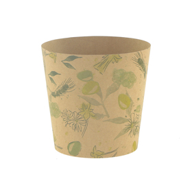 Potcover Botanic Easter ES12 FSC Mix naturel