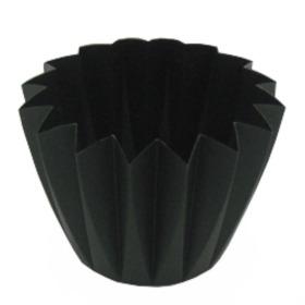 Potcover Adonis 14cm black
