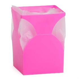 Aquatico large hot pink